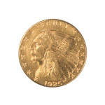 $2.50 U.S. Indian Head Gold Coin