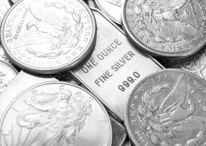 Silver  is one of the world's oldest forms of  money