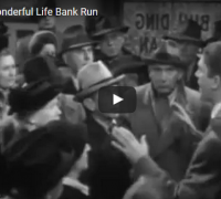 it's a wonderful life bank run still shot